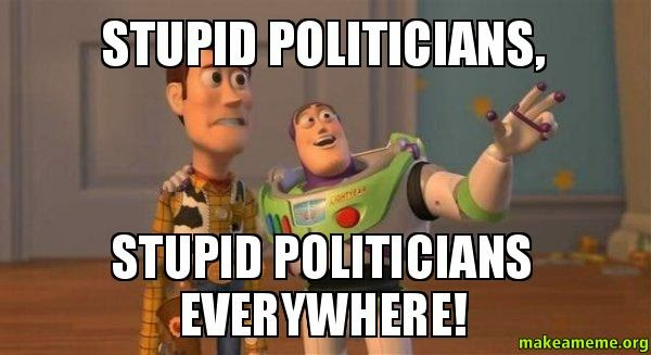 Politisi Indonesia Yang Tidak Cerdas