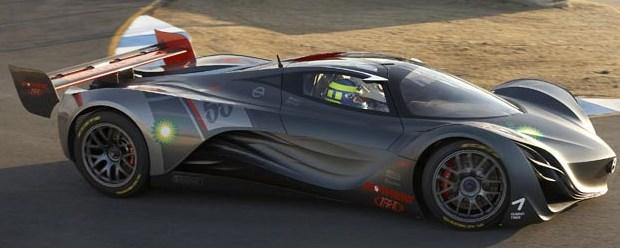 Mazda Tonbo Car