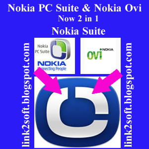 Nokia PC Suite and Nokia Ovi now 2 in 1