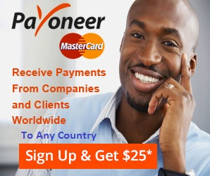 Receive Payment From Worldwide To Any Country