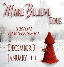 Author Interview: Terri Rochenski