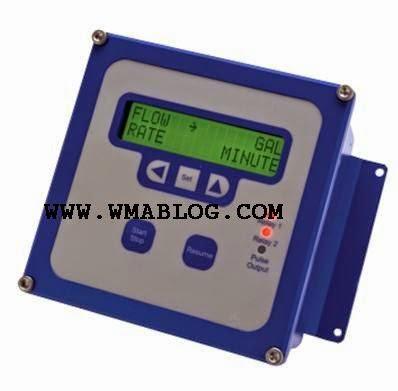 FT520-Series Batch Controller - Flow Meter Indonesia - Flow meter
