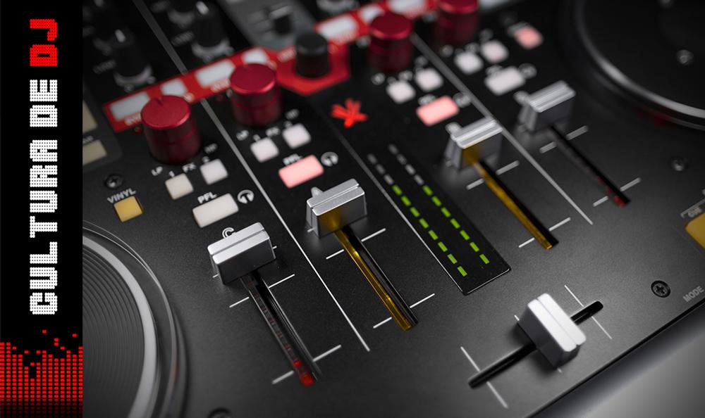 CONTROLADOR VESTAX VCI-400
