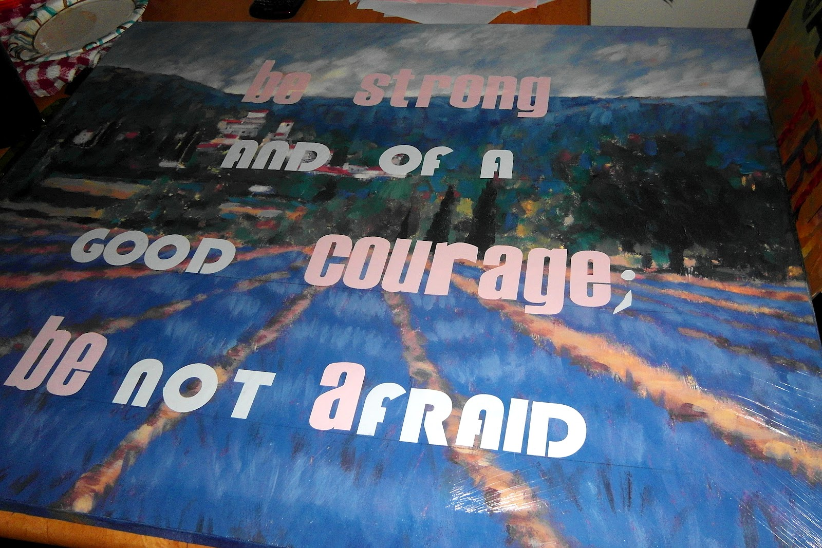 Quotes About Painting Quotes On Canvas Art  Sisters What