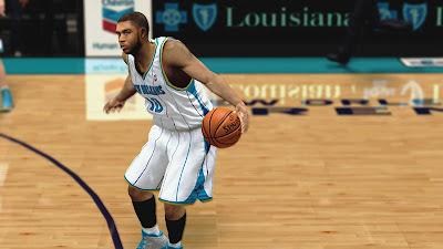 NBA 2K13 Eric Gordon NBA2K Player Update