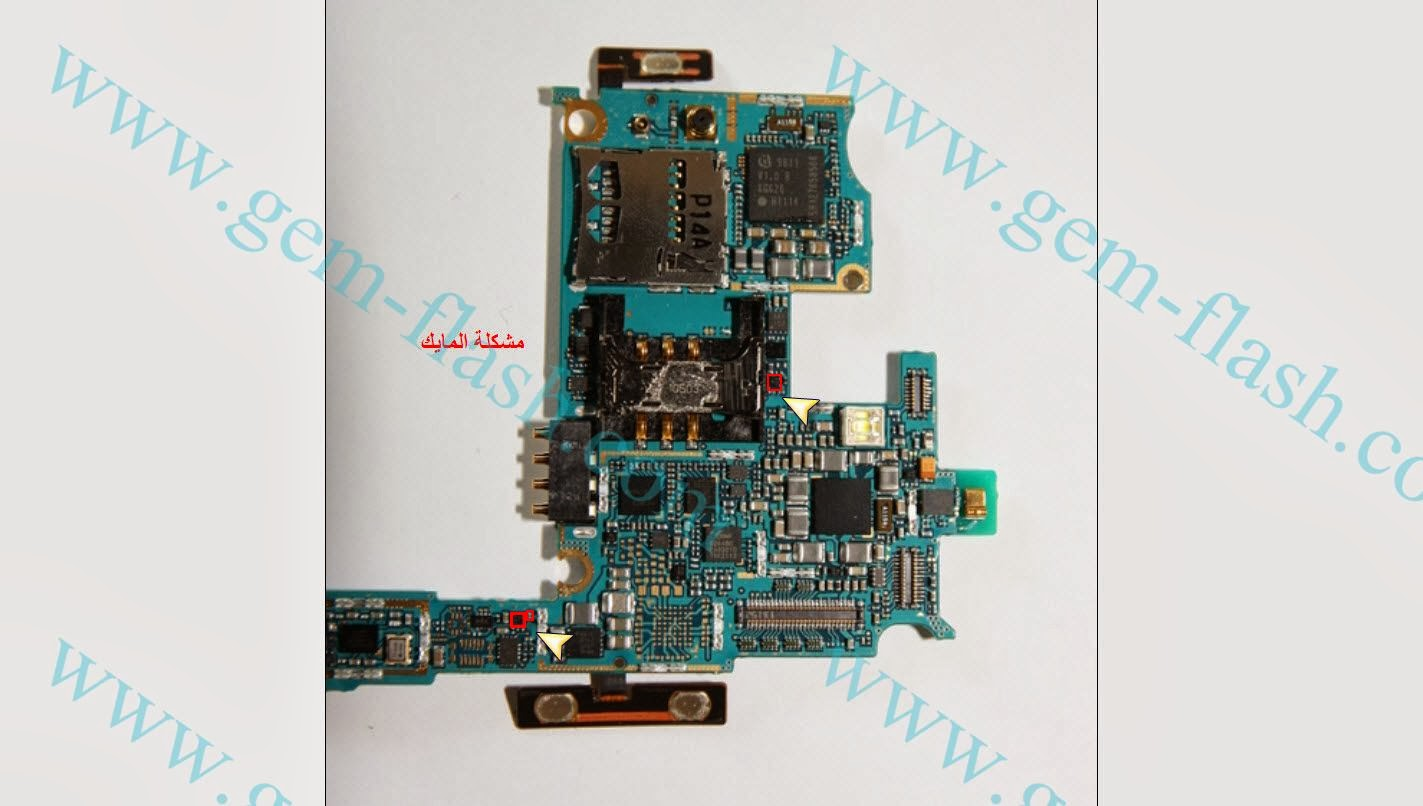 Samsung n910c схема