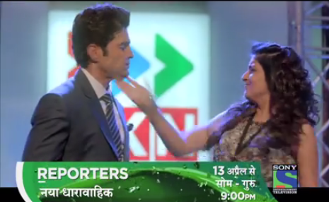 Reporters tv serial on Sony TV cast and crew, story, trp rating, actress pics, wallpaper
