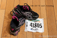 How NOT to QUIT RUNNING