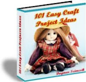 101 Easy Craft Project Ideas