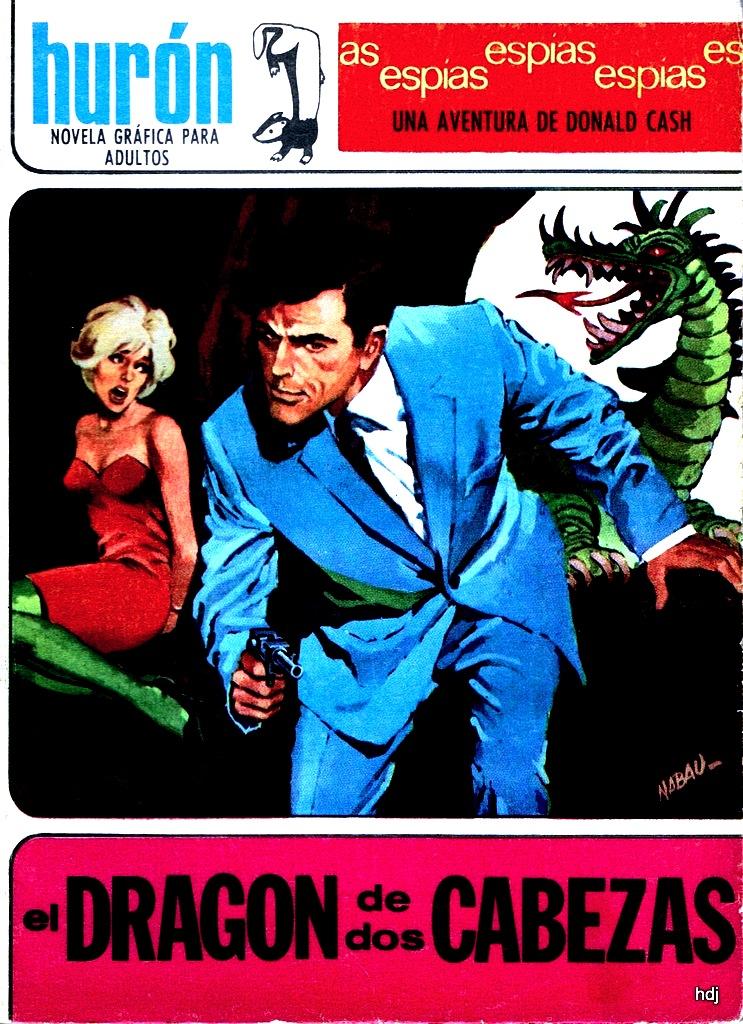 Hurón. Ediciones Toray. Arreglos de JMG