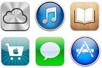 ID Apple para os Serviços iCloud é iTunes Store