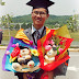过去,我毕业了
