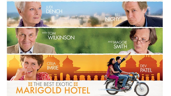 The Best Exotic Marigold Hotel full movie (2011) online