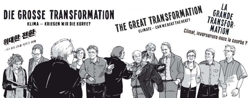 Der WBGU-Comic: Die Große Transformation