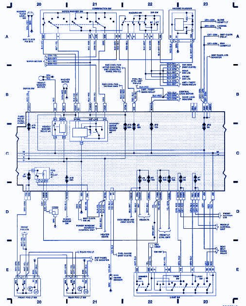 1992 Audi 80 Wiring Diagram: Audi 80 Cabriolet Wiring Diagram At Eklablog.co