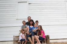 Barton Family 2011