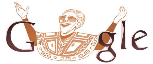 Chavela Vargas 94th Birthday