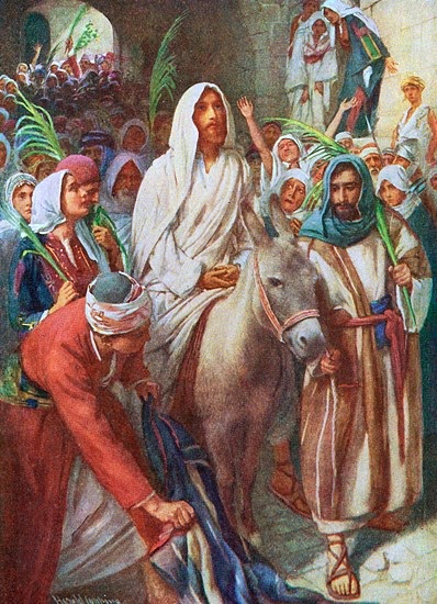 Domingo de Ramos e da Paixão do Senhor – Ano A