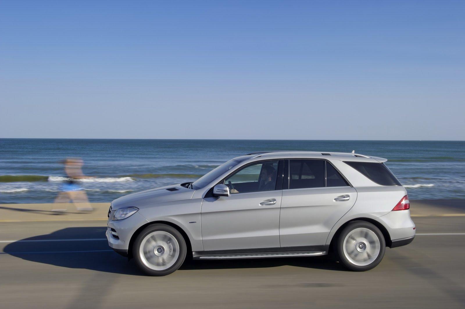 Mercedes-ML-SE