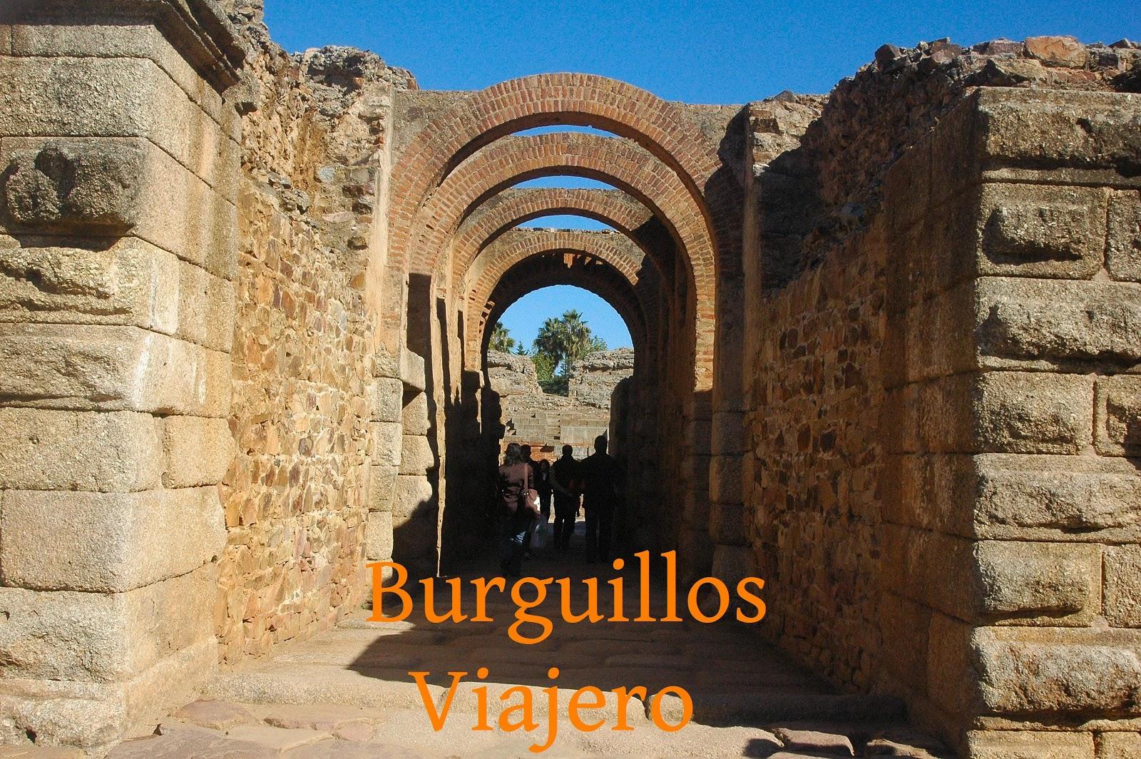 Burguillos Viajero II: 461. MÉRIDA** (I), Badajoz: 1 de noviembre de ...