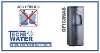 alquiler o comprar fuentes de osmosis inversa para oficinas y empresas