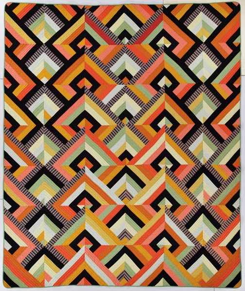 Historically Modern Quilts Textiles Amp Design Art Deco
