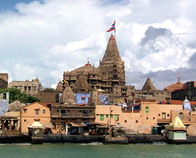 gujarat ghumo dwarkadhish templedwarka