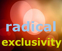 "twelve key points of radical exclusivity. adapted by rob g from ""twelve key points of radical inclusivity"""