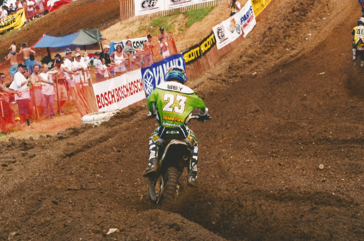 Nick Wey Budds Creek 2000
