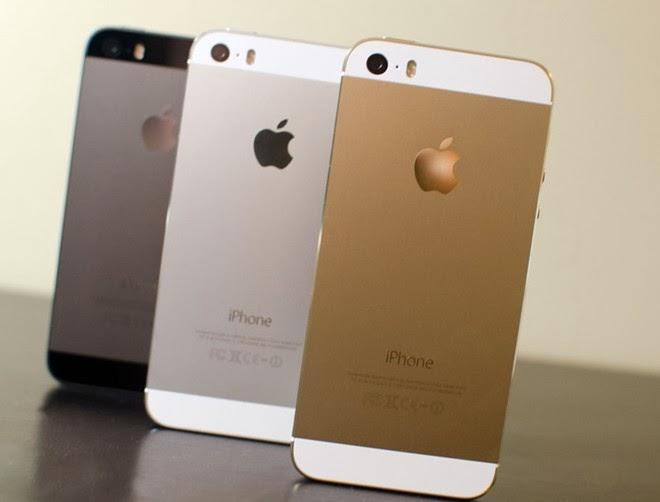 Giá iPhone 5S chính hãng của VinaPhone từ 15,6 triệu