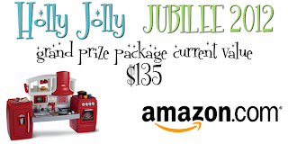 Holly Jolly Jubilee Grand Prize
