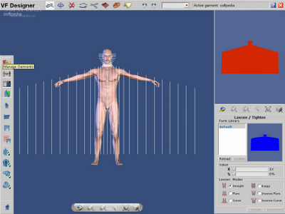 Virtual fashion professional | software for fashion design