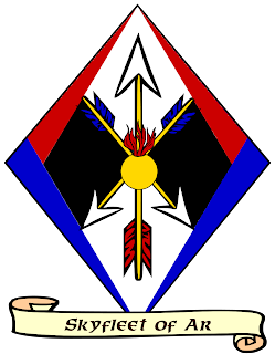 Mystara Alphatia Ar Skyfleet Heraldry
