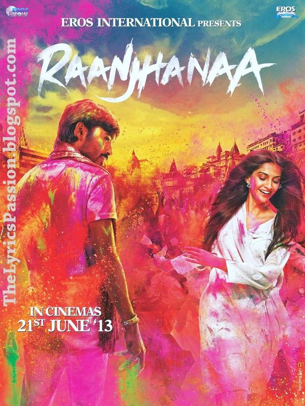 Sonam Kapoor Raanjhanaa