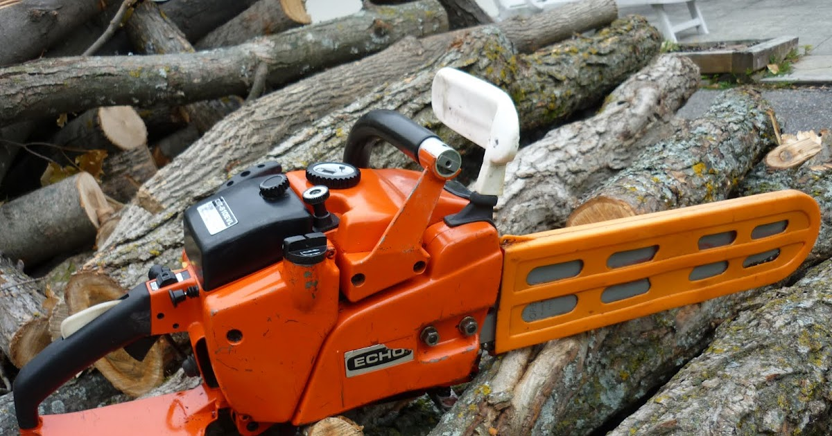 Vintage Chainsaw Collection Echo Cst 610 Evl Later And