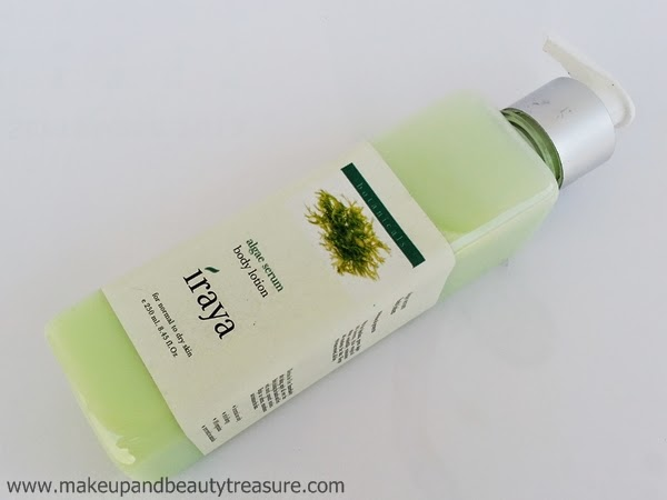 Iraya-Body-Lotion-Review