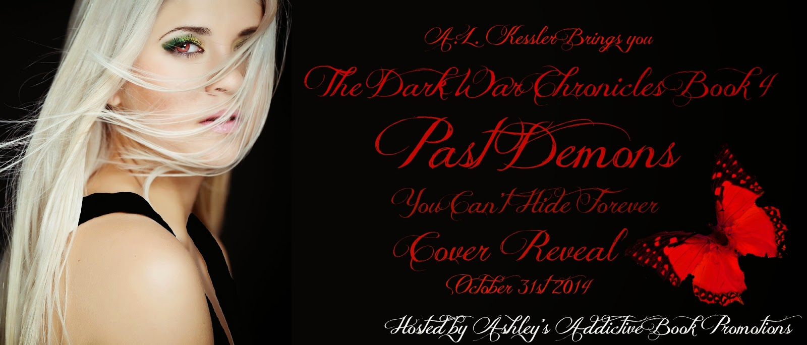 Cover Reveal: Past Demons by A.L. Kessler