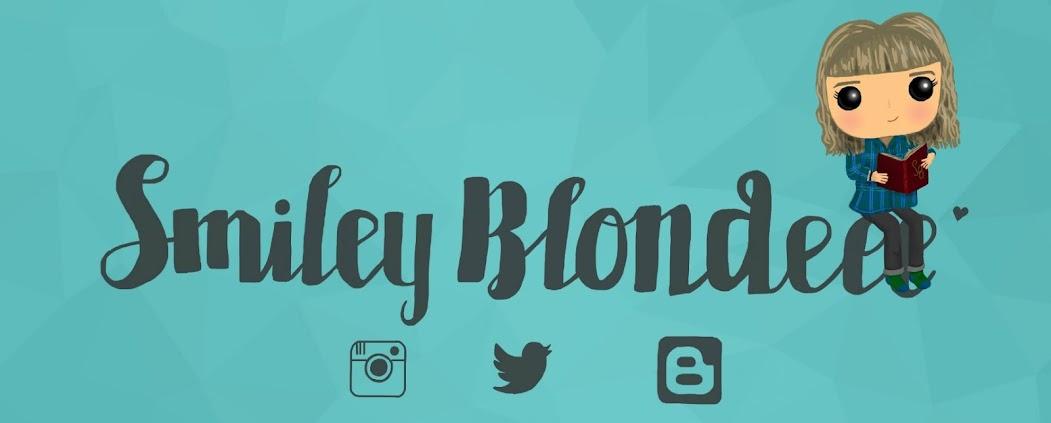 Smiley Blondeee...