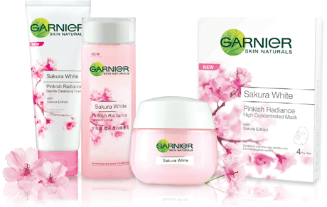 New product From Garnier..