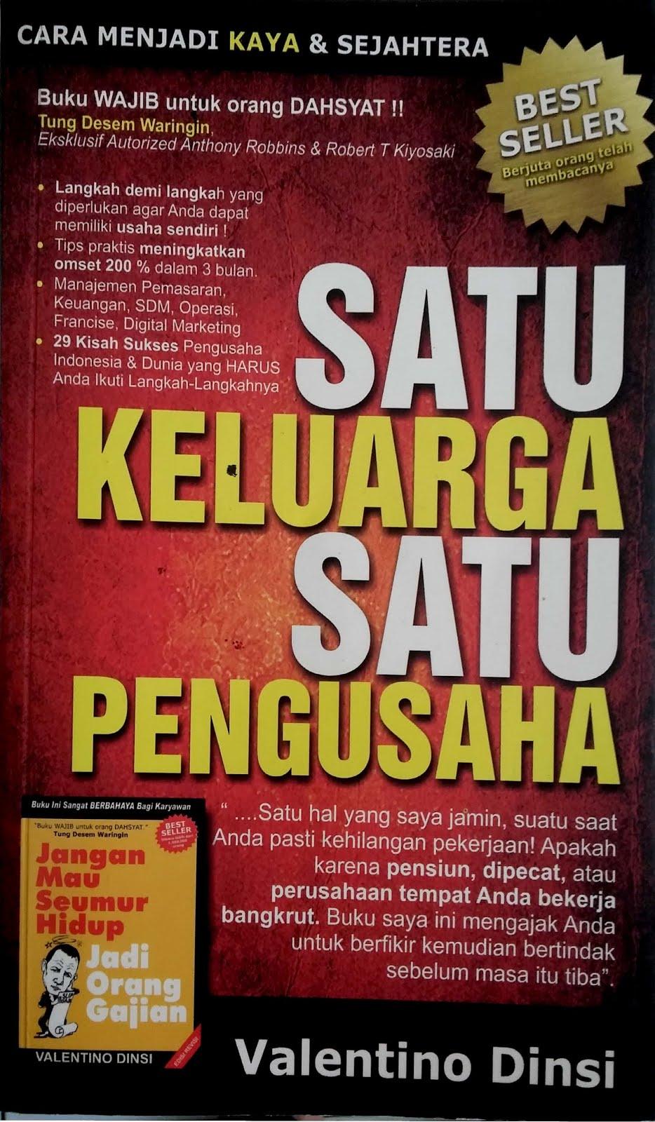 Buku Motivasi Dahsyat