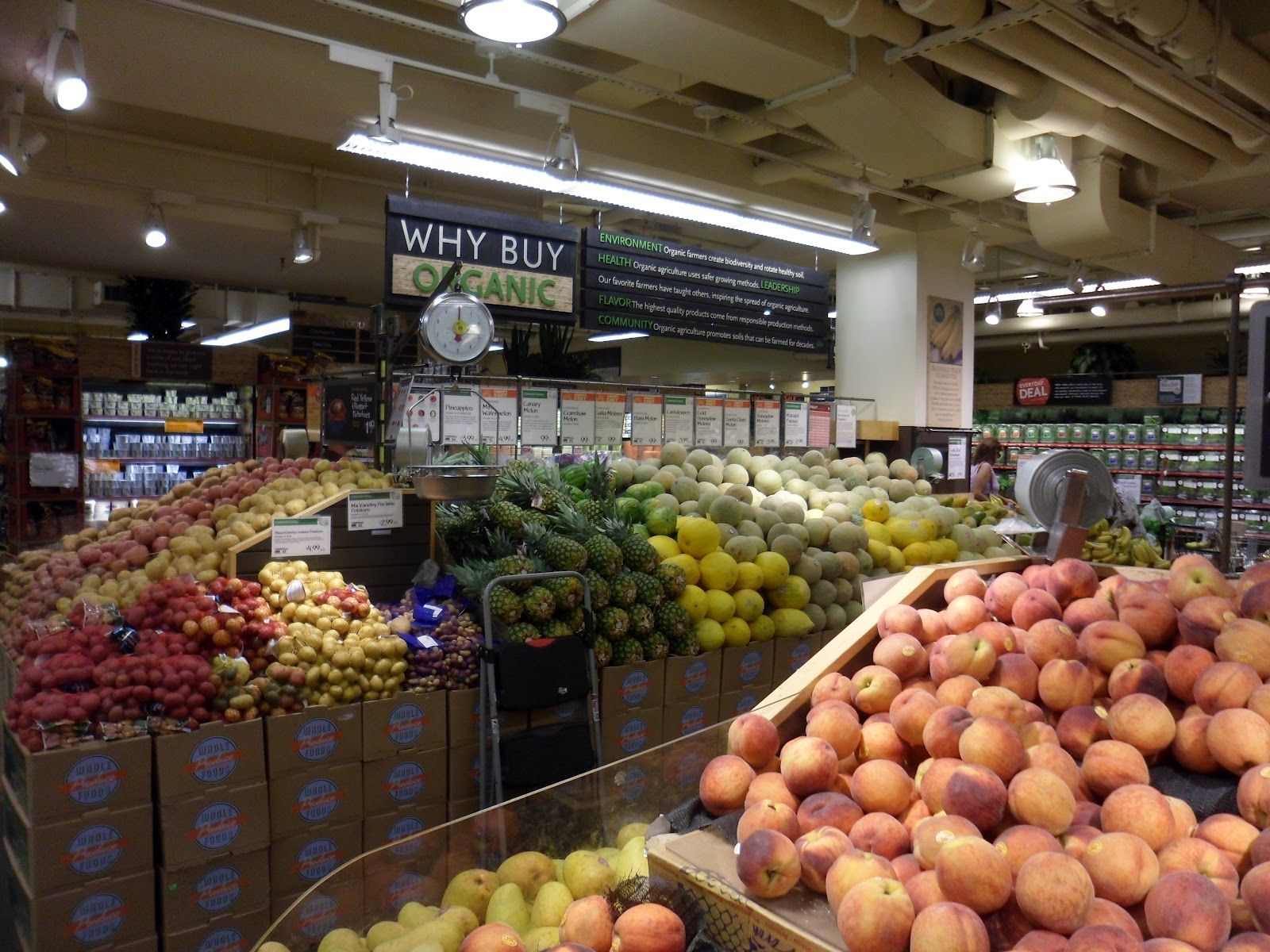 whole foods market, inc. essay The customer team at whole foods market wants to hear from you we want to satisfy and delight our customers every day get in touch here.