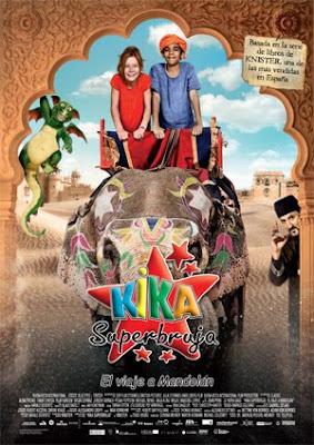 Kika Superbruja: Viaje a Mandolán