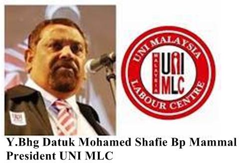 President UNI MLC
