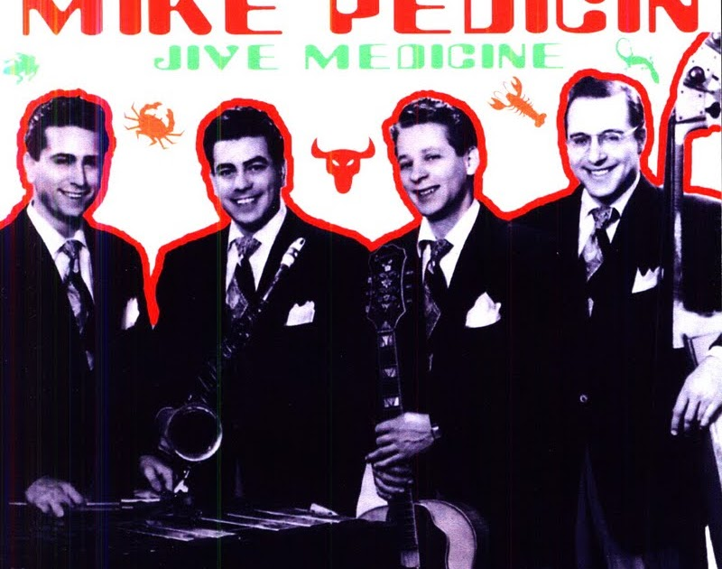 Mike Pedicin Quintet Gotta Twist