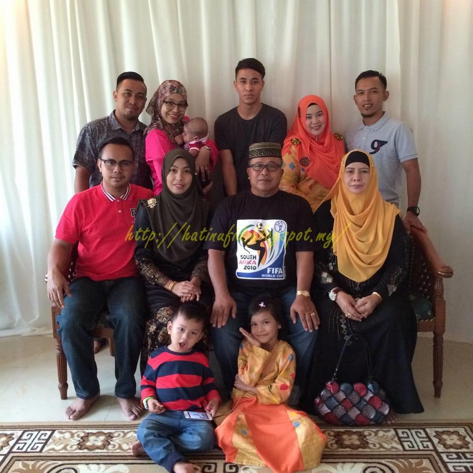 FAMILY RAYA MUAR 2016
