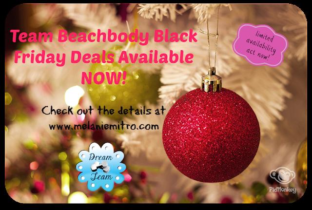 Team Beachbody Black Friday Deals