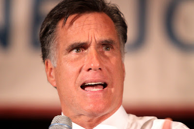 Mitt Romney's worried