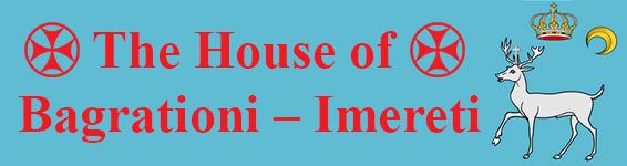 Casa Reale Bagrationi di Imereti
