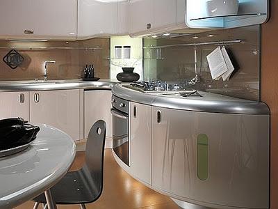 Decora el hogar decoracion de cocina americana por for Decoracion cocina americana