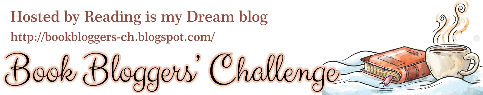 Book Bloggers' Challenge
